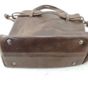 Robin Bags - Large Brown Tote Bag Style Purse Robin 50961